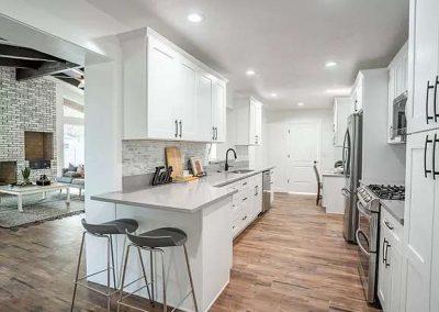 drywall kitchen